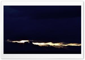 Drakensberg Sunset