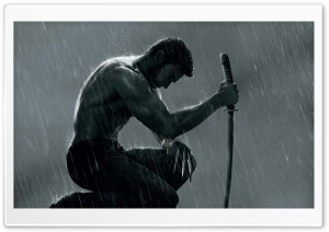 The Wolverine Movie 2013