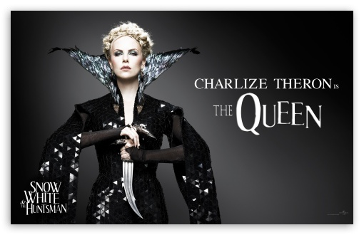 Download Snow White And The HuntsMan, Charlize Theron... UltraHD Wallpaper