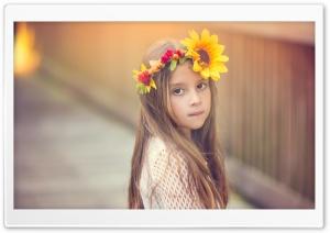 Child Girl Cute