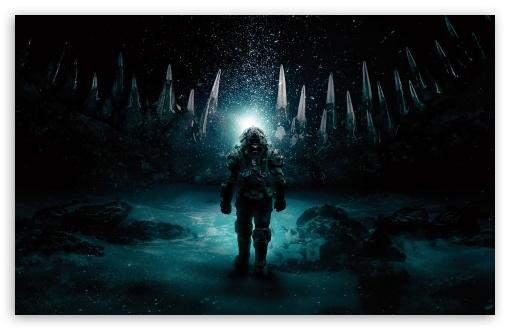 Download Underwater Movie 2020 UltraHD Wallpaper