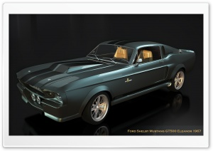 Ford Shelby Mustang Eleanor,...