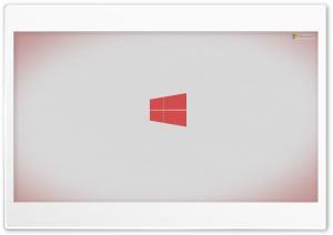 Microsoft Windows 8 Red