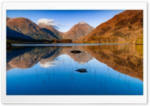 Lochan Urr, Glen Etive,...
