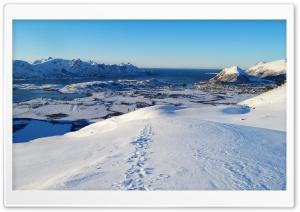 North Norway, the Sea