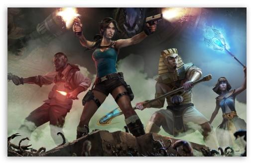 Download Lara Croft and the Temple of Osiris UltraHD Wallpaper
