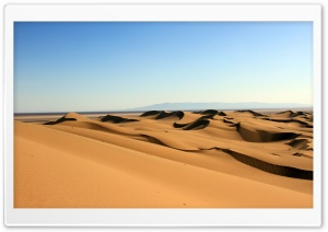 Marajab Desert, Iran
