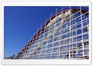 Roller Coaster, Santa Cruz Beach
