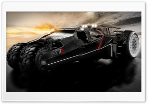 Mass Effect Mobile Car