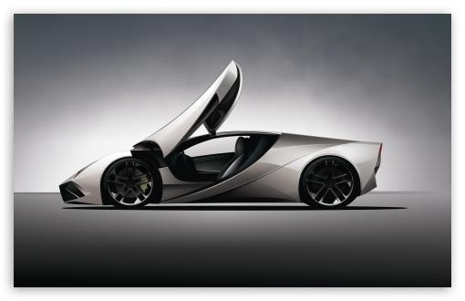 Download 3D Cars 12 UltraHD Wallpaper