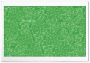 Green Geometric Triangles...