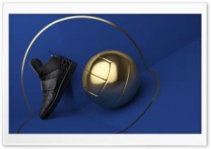 Black Shoes, Golden Ball,...
