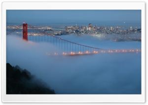 Blue Golden Gate