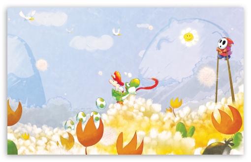 Download Mario UltraHD Wallpaper