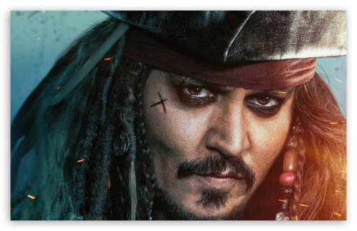 Download Pirates of the Caribbean Dead Men Tell No... UltraHD Wallpaper