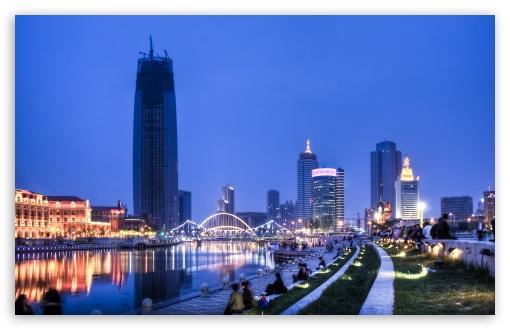 Download Tianjin, China UltraHD Wallpaper