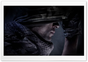 Call of Duty Ghosts video game
