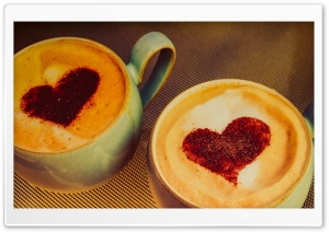 Two Coffee for Two Hearts