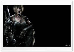 Gears Of War 3 Anya Stroud