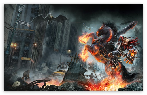 Download Darksiders Warmastered Edition UltraHD Wallpaper