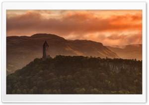 Wallace Monument, Abbey...