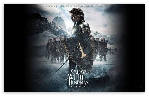 Download Snow White And The HuntsMan Movie UltraHD Wallpaper