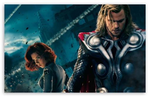 Download The Avengers UltraHD Wallpaper
