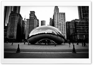 Cityscape Skyline Chicago...