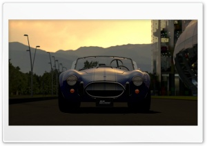 Gran Turismo Shelby Cobra