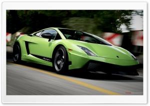 Lamborghini Gallardo in Forza...