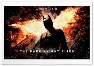The Dark Knight Rises A Fire...