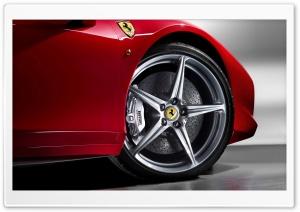 2010 Ferrari 458 Italia Wheel