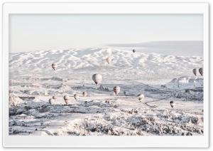 Hot Air Balloon Ride Over...