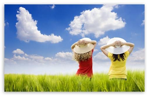 Download Photoshop Children Of Nature UltraHD Wallpaper