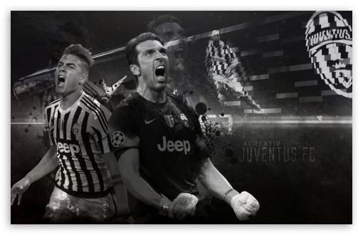 Download Juventus F.C. UltraHD Wallpaper
