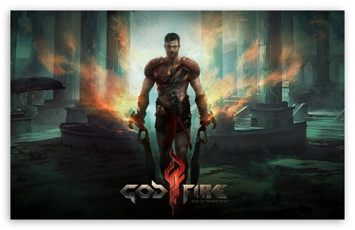 Download Godfire Rise of Prometheus UltraHD Wallpaper