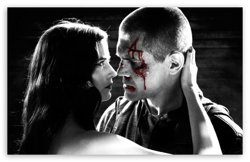 Download Sin City A Dame to Kill For 2014 UltraHD Wallpaper