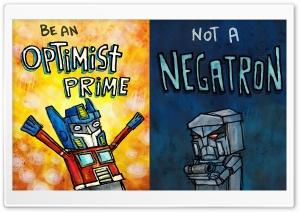 Transformers Positive...