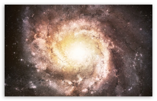 Download Spiral Galaxy UltraHD Wallpaper