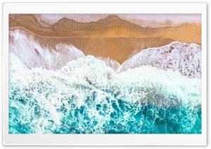 Drone Photography Ocean Beach...