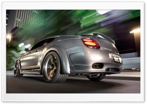 Bentley Speeding
