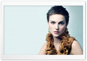 Natalie Portman Short Hair