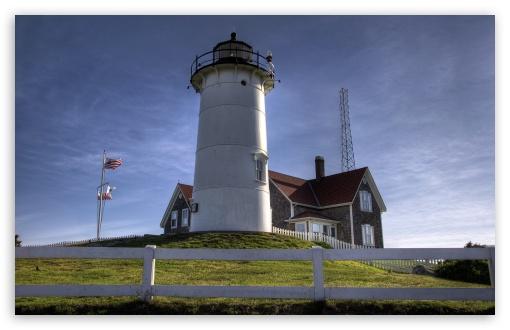 Download US Lighthouse UltraHD Wallpaper