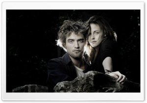 Robert Pattinson and Kristen...