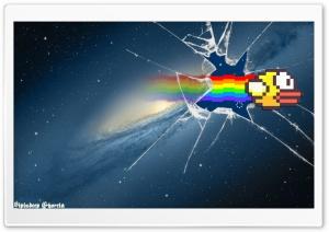 Flappy Bird Breaking Screen