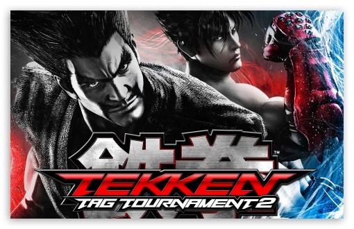 Download Tekken Tag Tournament 2 UltraHD Wallpaper
