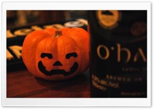 Smiling Pumpkin & Ohara