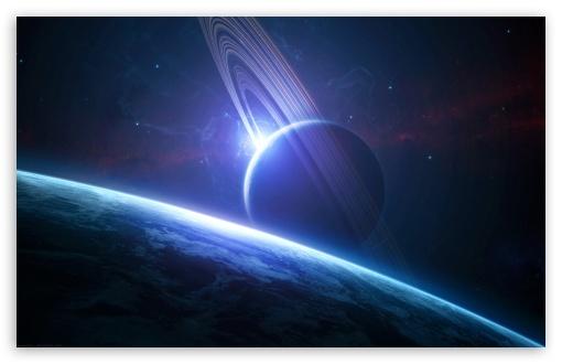 Download Planets Universe 17 UltraHD Wallpaper