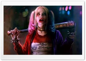 Margot Robbie as Harley...