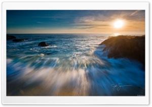 Beach - Blurred